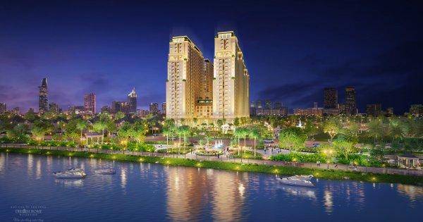 Tin thị trường BĐS mới: Sức hút Dream Home RiverSide khi vừa tung ra thị trường