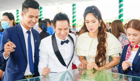 20210126141123 88da Tin thị trường BĐS mới: Lý Hải - Minh Hà tìm hiểu đất nền khu đô thị Happy Home ở Cà Mau
