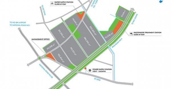 20210219152955 ae9e Tin thị trường BĐS mới: Sắp có thêm khu công nghiệp diện tích 250ha tại Bắc Ninh