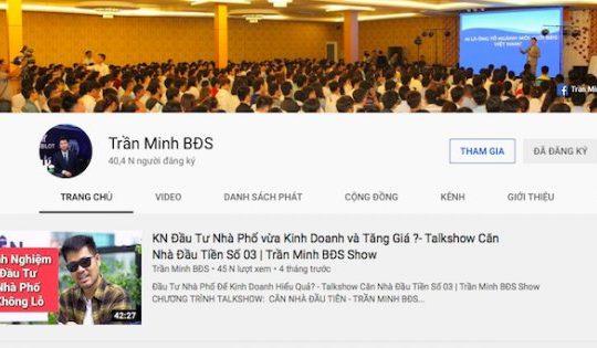 20210226094924 b8bb Tin thị trường BĐS mới: Đầu tư bất động sản hiệu quả với kênh youtube Trần Minh BĐS